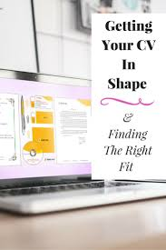 Create Best Resume by Best 25 Good Cv Ideas On Pinterest Good Cv Format Good Cv