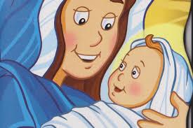 baby jesus christmas animated youtube