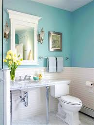 bathroom designs best white and teal wall paint best color