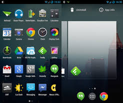 now launcher apk experience launcher for android hongkiat