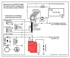 basic honda charging circuit