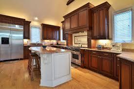 clear finish kitchen cabinets kitchen cabinet