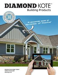 Design Your Own Home Siding by Diamond Kote Consumer Catalog 2017 By Wausau Supply Issuu