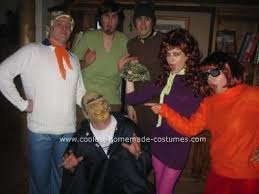 Scooby Doo Gang Halloween Costumes Coolest Scooby Doo Halloween Costume Scooby Doo Scooby Doo