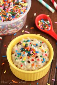 skinny funfetti cake batter oatmeal amy u0027s healthy baking