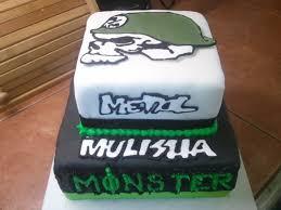 metal mulisha black friday monster metal mulisha cake cakecentral com