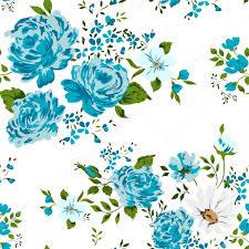 beautiful vintage seamless floral pattern background u2014 stock