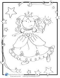 princess coloring princess 1st birthday party ideas