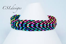 bracelet knots youtube images Square knot weave macrame bracelet jpg