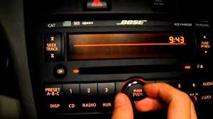 2008 Nissan Altima Coupe Interior 2008 Nissan Altima Interior Night Time Youtube