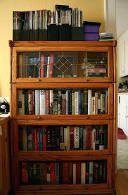 Vintage Bookcase With Glass Doors Bookcases With Glass Doors Bookcases Glass Doors Barrister With