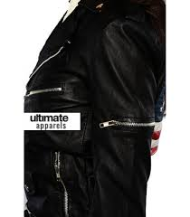 bike leathers for sale american flag women black biker jacket for sale