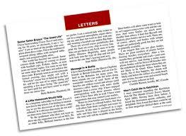 cruise travel magazine u2014 ctravel letters