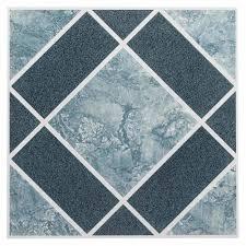 Walmart Home Decor Fabric by Vinyl Floor Tiles Walmart Com Nexus Light And Dark Blue Diamond
