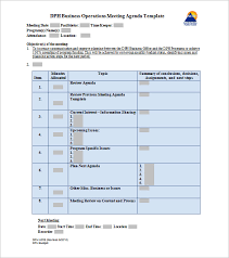 sample conference schedule template example sample board meeting