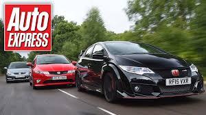 car honda 2015 great on honda civic type r battle ep3 u0026 fn2 take on the 2015 car youtube