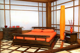 Furniture Japanese Bedroom Style Design Idea Filled Mid Century - Japanese bedroom design ideas