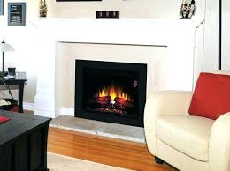 Electric Fireplaces Inserts - electric heater insert for fireplace electric inserts for