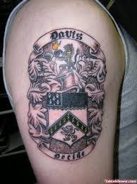 colby english family crest tattoo tattoo viewer com