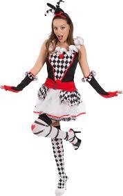 Harlequin Halloween Costume Circus Costumes Circus Fancy Dress Jokers Masquerade