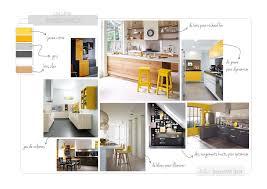 cuisine jaune et grise ides de deco cuisine jaune et gris galerie dimages