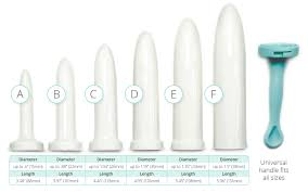 woman s virgina what types of vaginal dilators are best for treating vaginismus and