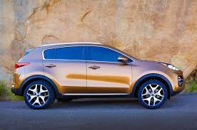Hyundai Tucson 0 60 2017 Kia Sportage Sx Turbo Review