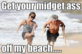 Funny Midget Meme - midget fight from otsby2k