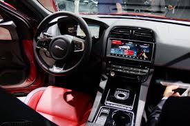 porsche suv 2015 interior frankfurt 2015 jaguar f pace first impressions u2013 benautobahn