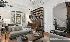 the gorgeous fort greene brownstone from girls looks even better 52 south oxford street cool listings fort greene townhoue brownstone brooklyn