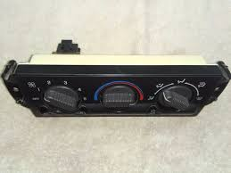 used gmc a c u0026 heater controls for sale page 16