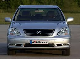 toyota celsior body kit lexus ls430 eu 2004 pictures information u0026 specs
