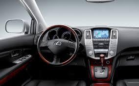 lexus interior 2014 2007 lexus rx 350 interior u2013 autoreview