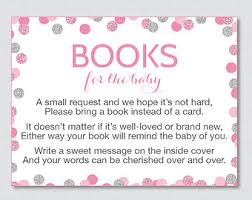 bring a book instead of a card poem green baby shower printable bring a book instead of a card