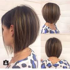medium bob hairstyle front and back best 25 longer a line bob ideas on pinterest longer a line