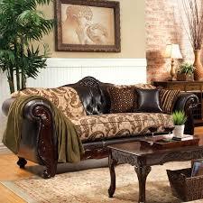 Hokku Designs Maximillia TwoTone Classic Sofa  Reviews Wayfair - Classic sofa designs