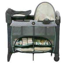 pack n play with changing table graco playpen bassinet changing table pack n play changing table