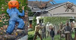 Awesome Halloween Decorations Coolest Halloween Decorations Diy Halloween Ideas Diy Halloween