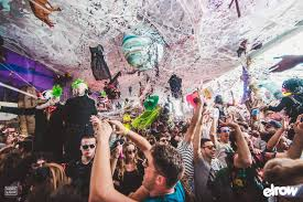 elrow announces uk location for hallowen haunted house special