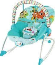 siège sauteur bébé chaise à bascule de nourrisson à bambin nageoires et amis finding