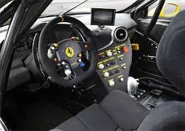ferrari dashboard 2017 ferrari 488 challenge performing with ferocious face