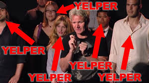 gordon ramsay unleashes yelpers and bloggers on kitchen nightmares