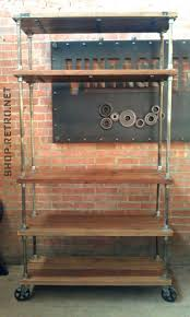 Pipe Shelves Kitchen by 60 Best Diy Plumbing Pipe Features Images On Pinterest Home