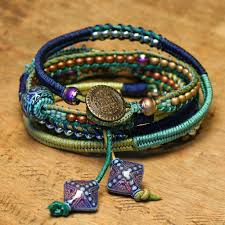 wrap bracelet tutorials images Diy exotic beaded wrap bracelet tutorial from beadshop what makes jpg