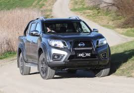 nissan navara n sport black edition released pat callinan u0027s 4x4