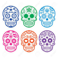 sugar skull stock photos royalty free business images