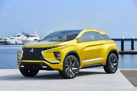 mitsubishi suv blue mitsubishi ex concept suv car wallpaper images with id 5567
