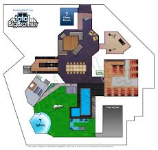 House Floorplan 100 Big Houses Floor Plans Contemporary Style House Plan 3