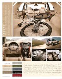2004 kia brochure