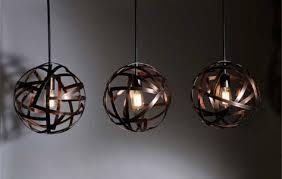 Metal Pendant Light Fixtures 3rings Living In Harmony Pendants By Work Design